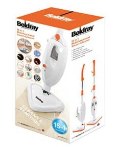 Beldray 15 in 1 Steam Cleaner