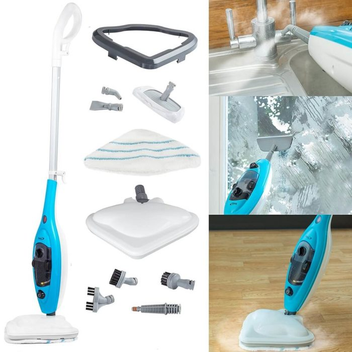 babz 10 in 1 steam cleaner reviews best steam mop cleaner