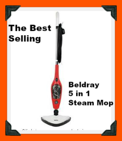 5 In 1 Steam Mop Reviews Best Rated Floor Cleaners Steamers