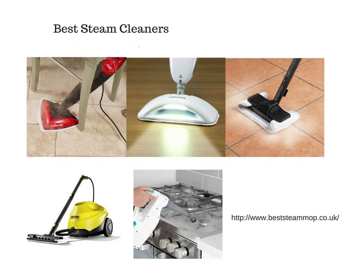Best Steam Cleaner Reviews Uk 2018 Floor Steamers Mops