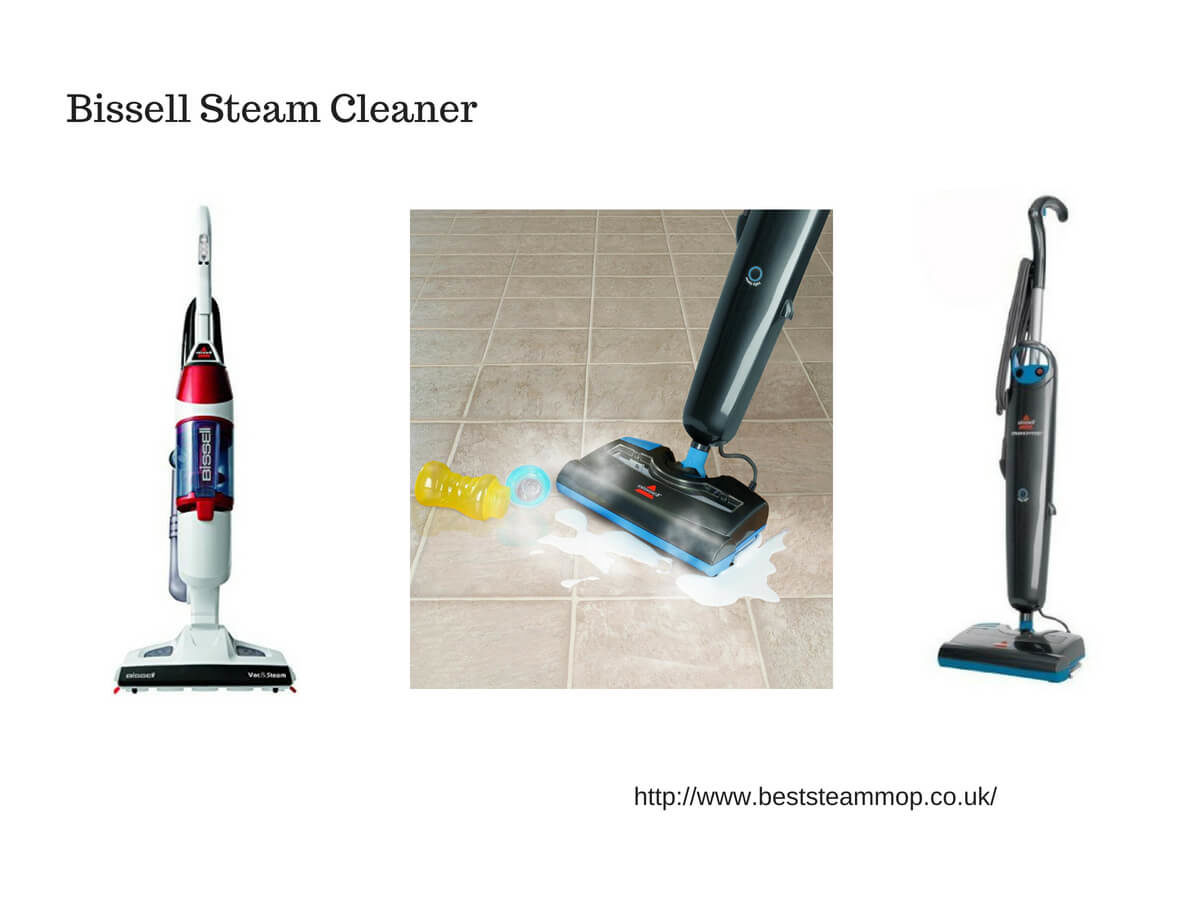 Bissell Steam Cleaner Reviews From Vac And Steamer To