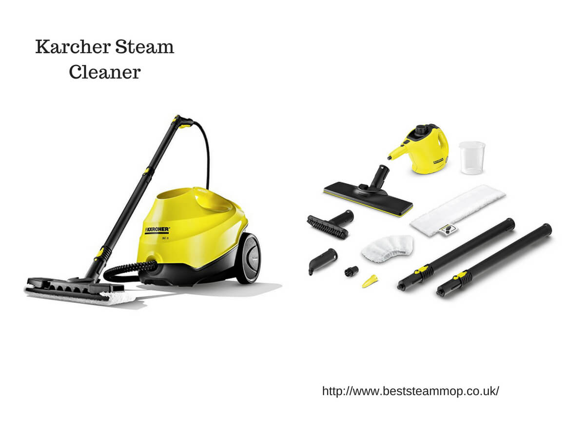 Karcher Steam Cleaner Reviews Sc1 Vs Sc2 Vs Sc3 Vs Sc4