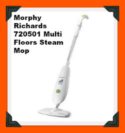 Morphy Richards 720501 Multi Floors Steam Mop Reviews
