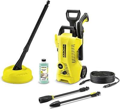 Karcher K2 Full Control Home pressure washer review