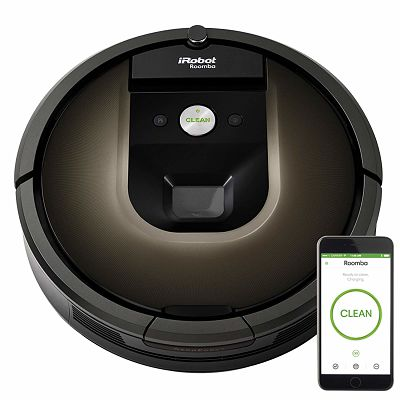 The Amazon Prime Day iRobot Roomba 960