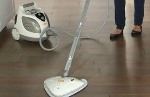 Vax S6S Home Pro Steam Cleaner Reviews : Portable Cylinder Steamer