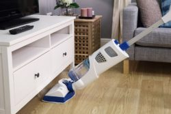Abode Pro+ Vac and Steam 2-in-1 Cleaner, ASVC4001