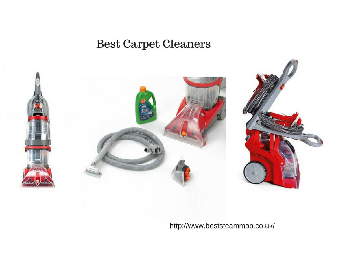 Best Carpet Cleaner Reviews Uk 2018