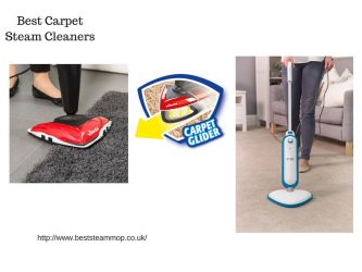 The Top 5 Best Carpet Steam Cleaners UK 2019