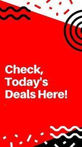 Today's Deals 2019