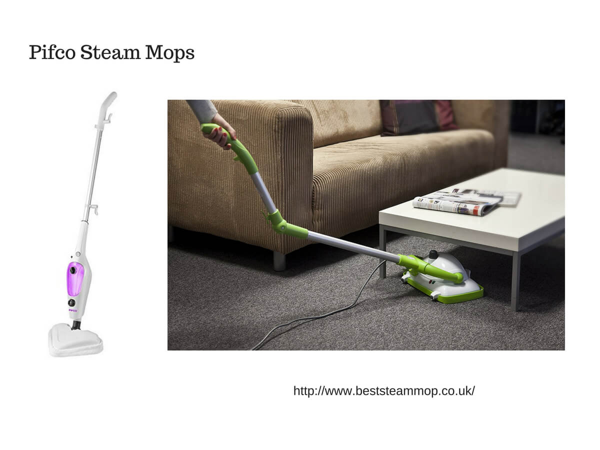 Pifco steam mop