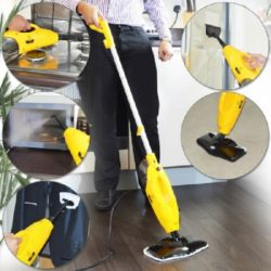 Wolf 5 In 1 Steam Cleaner